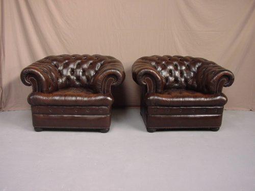 fauteuils chesterfield le blog des brocanteurs. Black Bedroom Furniture Sets. Home Design Ideas